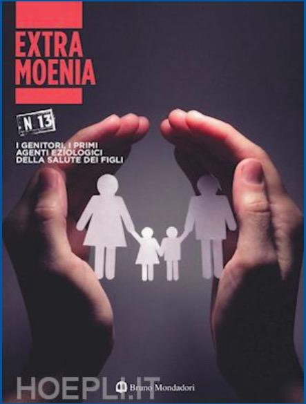 Book Cover: Genitori primi agenti eziologici della salute dei figli