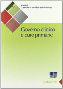 Book Cover: Governo clinico e cure primarie