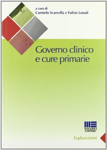 Book Cover: Governo clinico e cure primarie