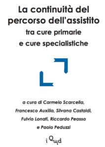 Book Cover: Continuità tra cure primarie e specialistiche