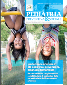 Book Cover: Ipertensione arteriosa in età pediatrica