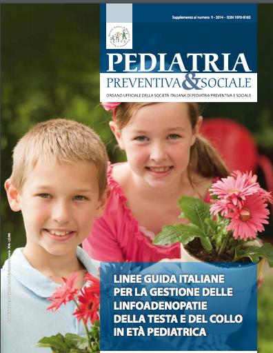 Book Cover: Linfoadenopatia in età pediatrica
