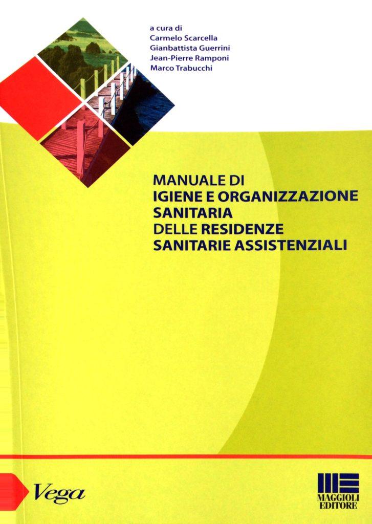 Book Cover: Organizzazione sanitaria delle RSA