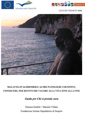 Book Cover: Guida per chi si prende cura dei malati di Alzheimer