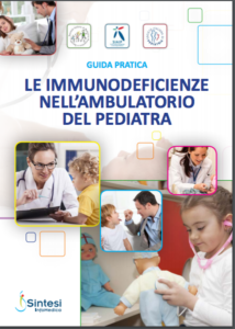 Book Cover: Immunodeficienze pediatriche
