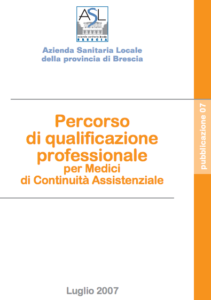 Book Cover: Manuale Medici Continuità Assistenziale