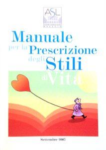 Book Cover: Manuale prescrizione stili di vita