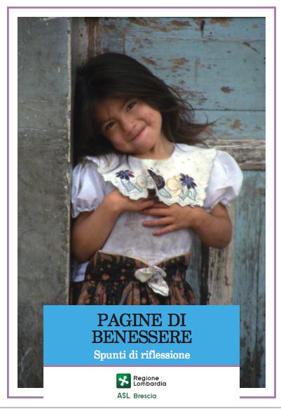 Book Cover: Pagine di benessere, spunti di riflessione