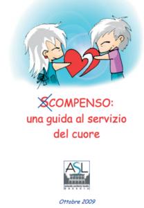 Book Cover: Scompenso Cardiaco - manuale per assistiti