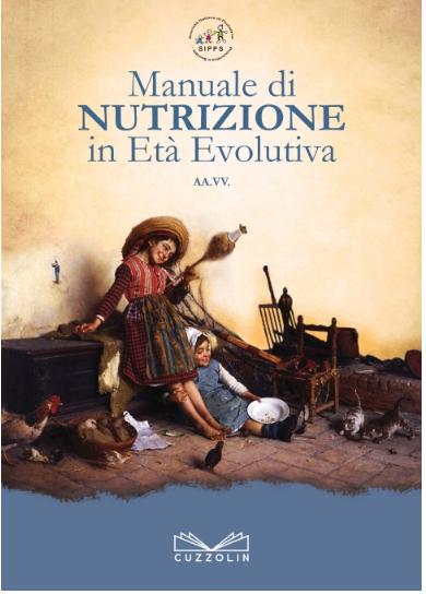 Book Cover: Nutrizione in Età Evolutiva