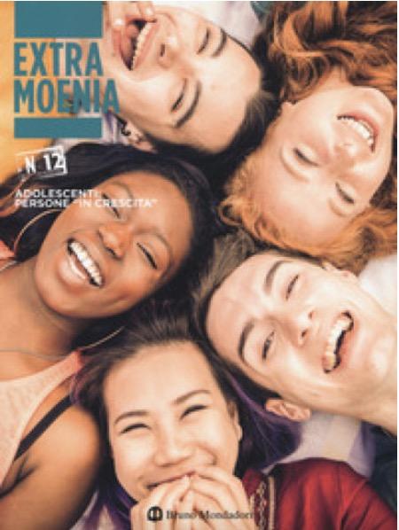 """Book Cover: Adolescenti: persone """"in crescita"""""""