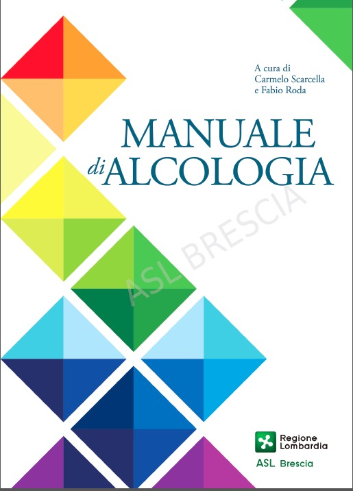Book Cover: Manuale di Alcologia