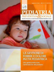 Book Cover: La gestione del dolore in età pediatrica