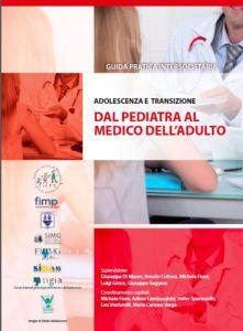 Book Cover: Adolescenza e transizione dal PDF al MMG