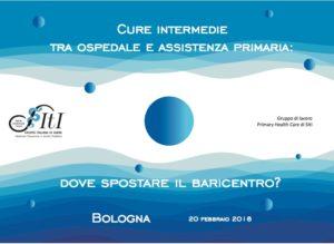 Book Cover: Cure Intermedie - Convegno BO