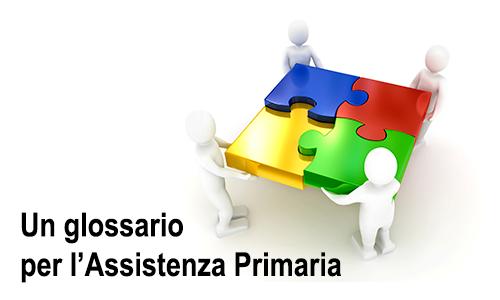 Glossario Assistenza primaria