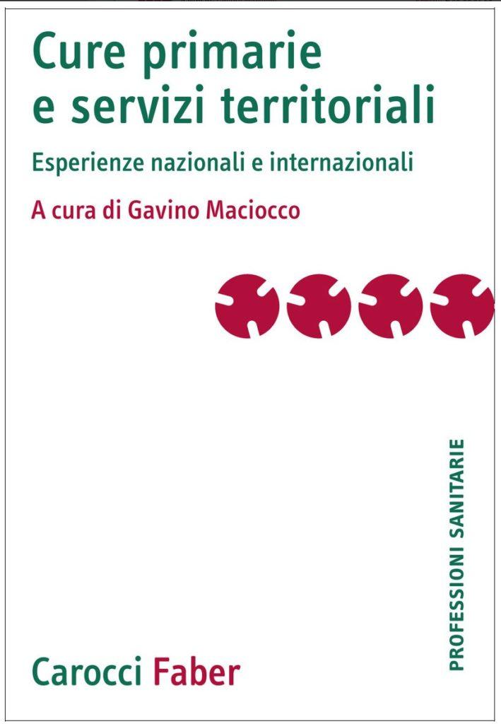 Book Cover: Cure primarie e servizi territoriali