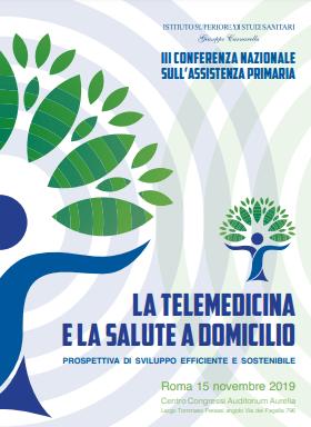 Book Cover: III Conferenza Nazionale sull'Assistenza Primaria
