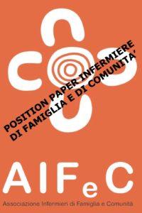 Book Cover: Position Paper Infermiere di Famiglia e Comunità