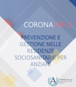 Book Cover: EmergenzaCOVID-19:Prevenzione e Gestione nelle RSA