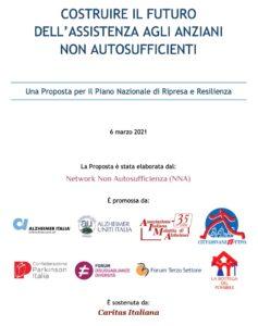 Book Cover: Costruire il futuro dell'assistenza agli anziani non autosufficienti in Italia